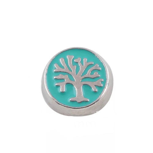 Turquoise tree of life