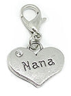 Nana dangle charm
