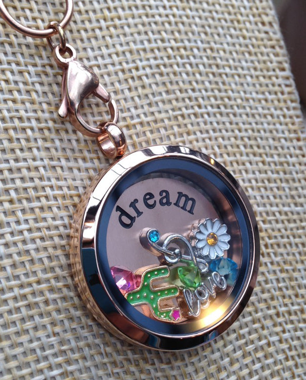 be rose can sterling gold locket lockets personalised necklace plated silver heart