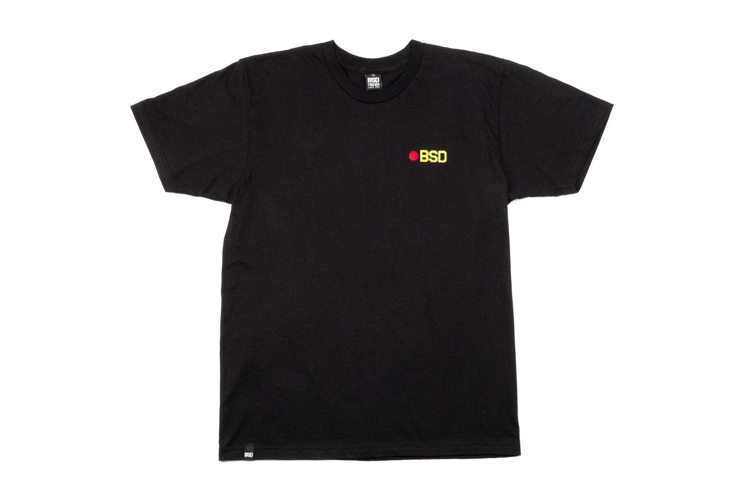 BSD Eject T-Shirt - Black - Large