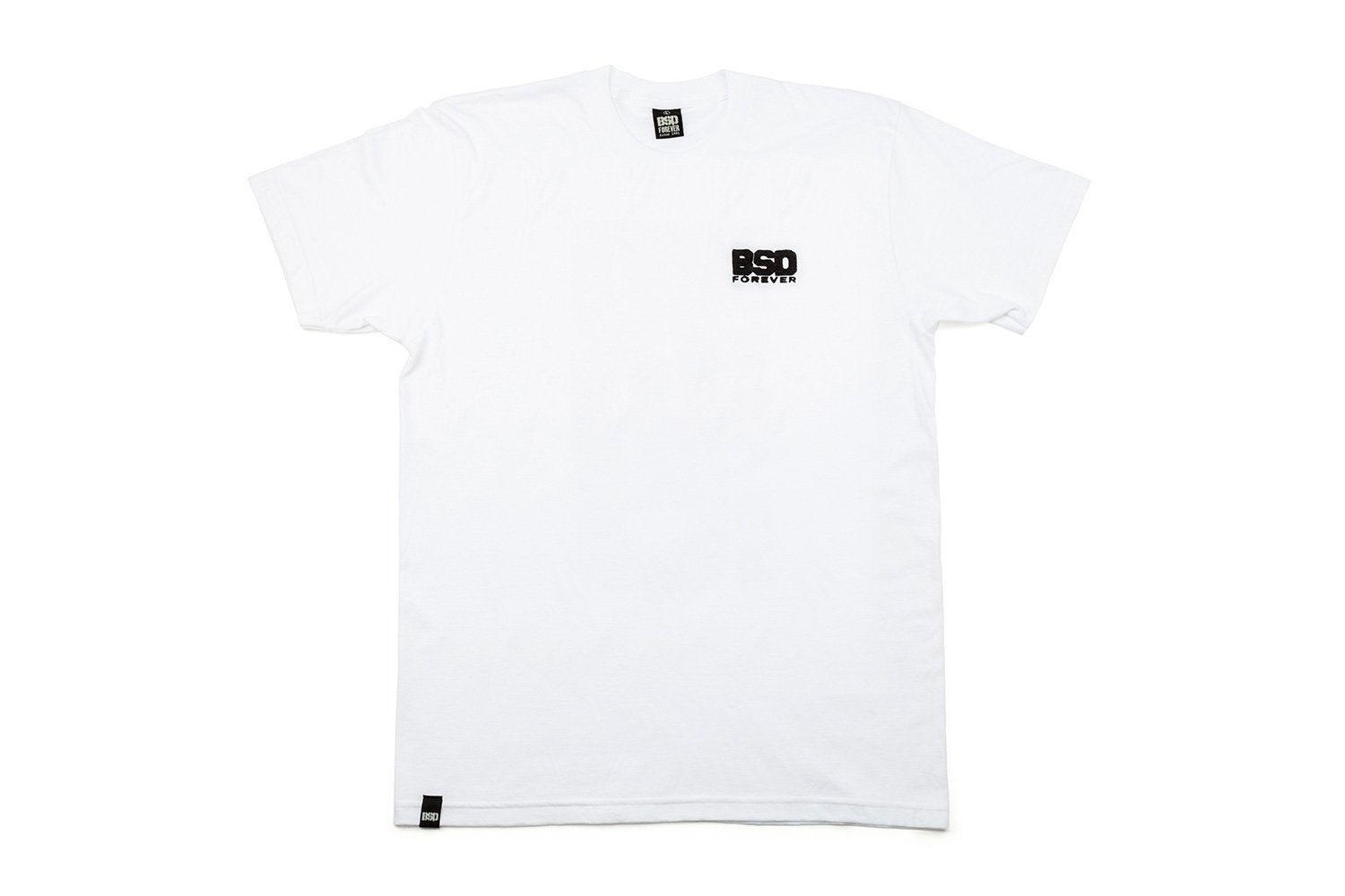 BSD Lost T-Shirt - White - Large