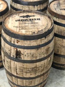 Iron Fish Barrels (Available for Pick Up Only at Iron Fish Distillery)