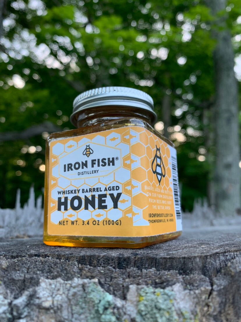 Iron Fish Honey