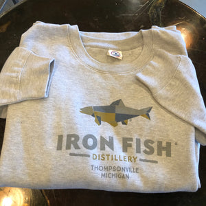 Iron Fish Sweatshirt