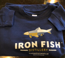 Load image into Gallery viewer, Iron Fish Sweatshirt