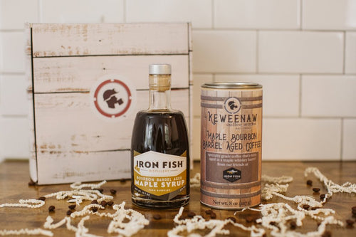 All Things Bourbon-y Coffee and Syrup Gift Pack