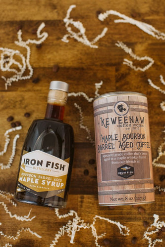 All Things Bourbon-y Coffee and Syrup Pack Without Gift Box