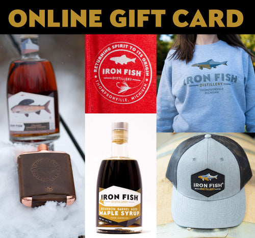 Gift Card for Online Store (Bait Shop)