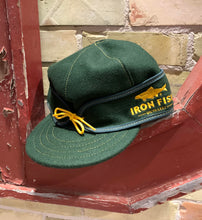 Load image into Gallery viewer, Iron Fish x Original Benchwarmer Kromer Green/Gold