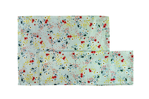 "Stitch & Sparkle KITCHEN TOWEL 1 Piece Pack, 15"" by 19"" , 100% Cotton, Modern Scandinavian, MS Daisy Linden"