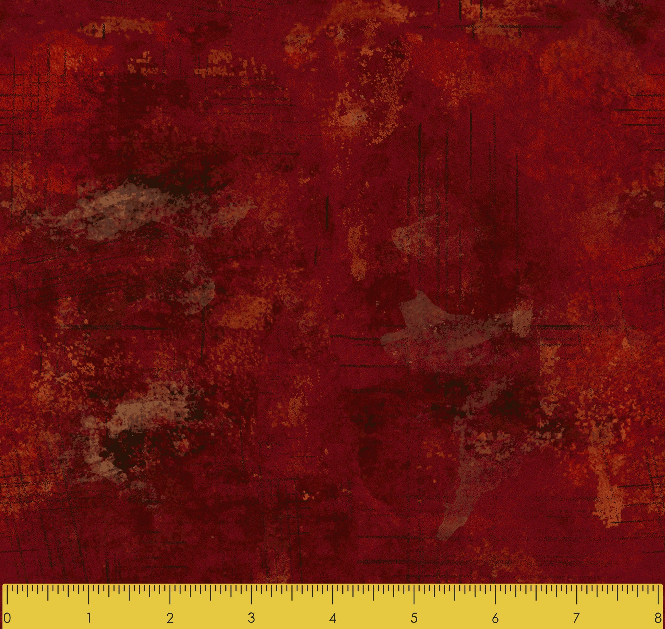 "Stitch & Sparkle TONE AND TONE RED 100% Cotton Fabric 44"" Wide, Quilt Crafts Cut By The Yard"