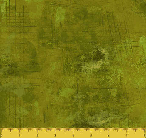 "Stitch & Sparkle TONE AND TONE GREEN 100% Cotton Fabric 44"" Wide, Quilt Crafts Cut By The Yard"