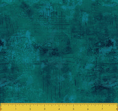"Stitch & Sparkle TONE AND TONE BLUE 100% Cotton Fabric 44"" Wide, Quilt Crafts Cut By The Yard"
