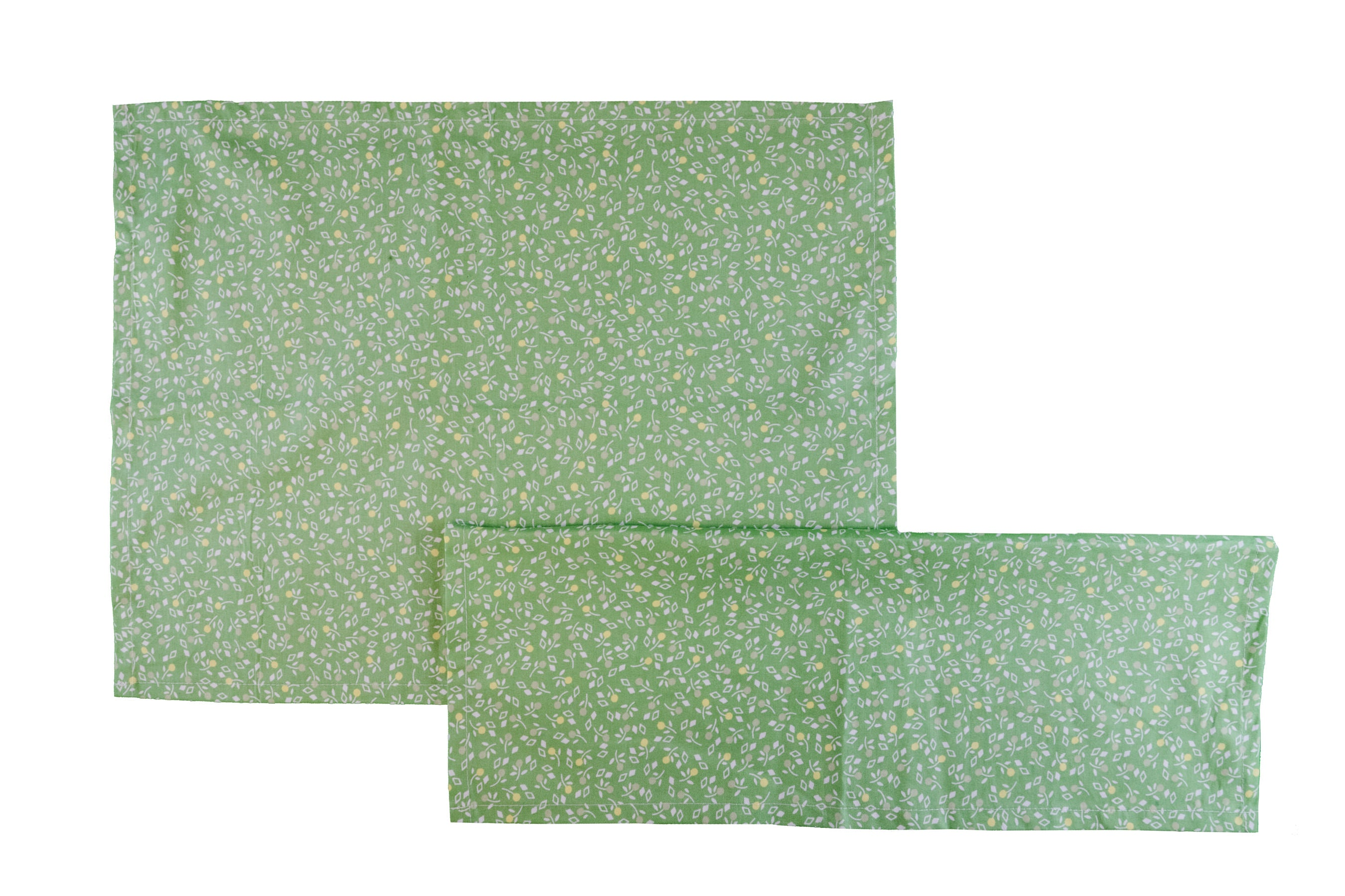 "Stitch & Sparkle KITCHEN TOWEL 1 Piece Pack, 15"" by 19"" , 100% Cotton, Vintage, Toss Flowerlet"