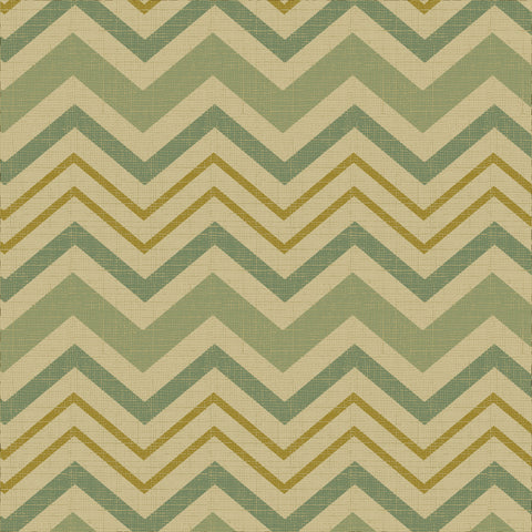 45'' Cotton Duck Canvas Chevron Chai