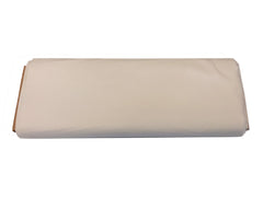 "100% Cotton 44/45"" Wide Solid Color Muslin, Unbleached, Off-White, by 10 Yards"