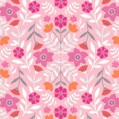 SCANDINAVIAN-SS MS Daffodil Pink 100% Cotton