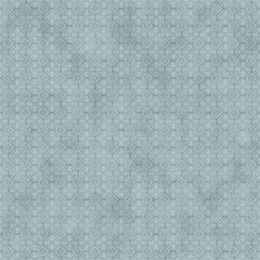 AVIARY-SS AY Square Stone Blue 100% Cotton Print fabric