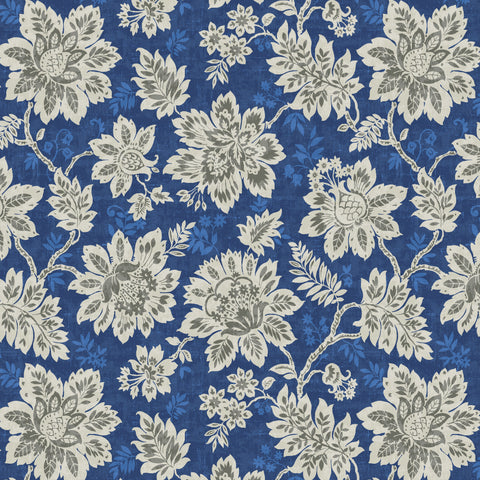 45'' Cotton Duck Canvas Petal Blue