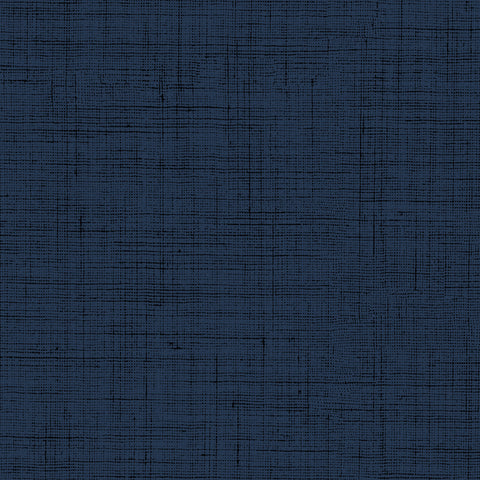 45'' Cotton Duck Canvas Texture Navy
