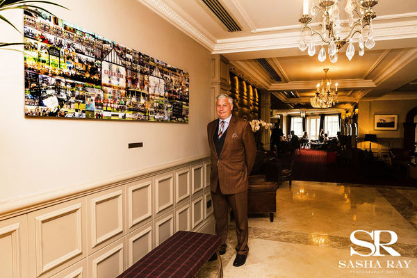 paul bayliss, carden park hotel, cheshire hotel, hotel art, cheshire hotel art, bespoke art comission, cheshire life, cheshire golf, cheshire spa, sasha ray art