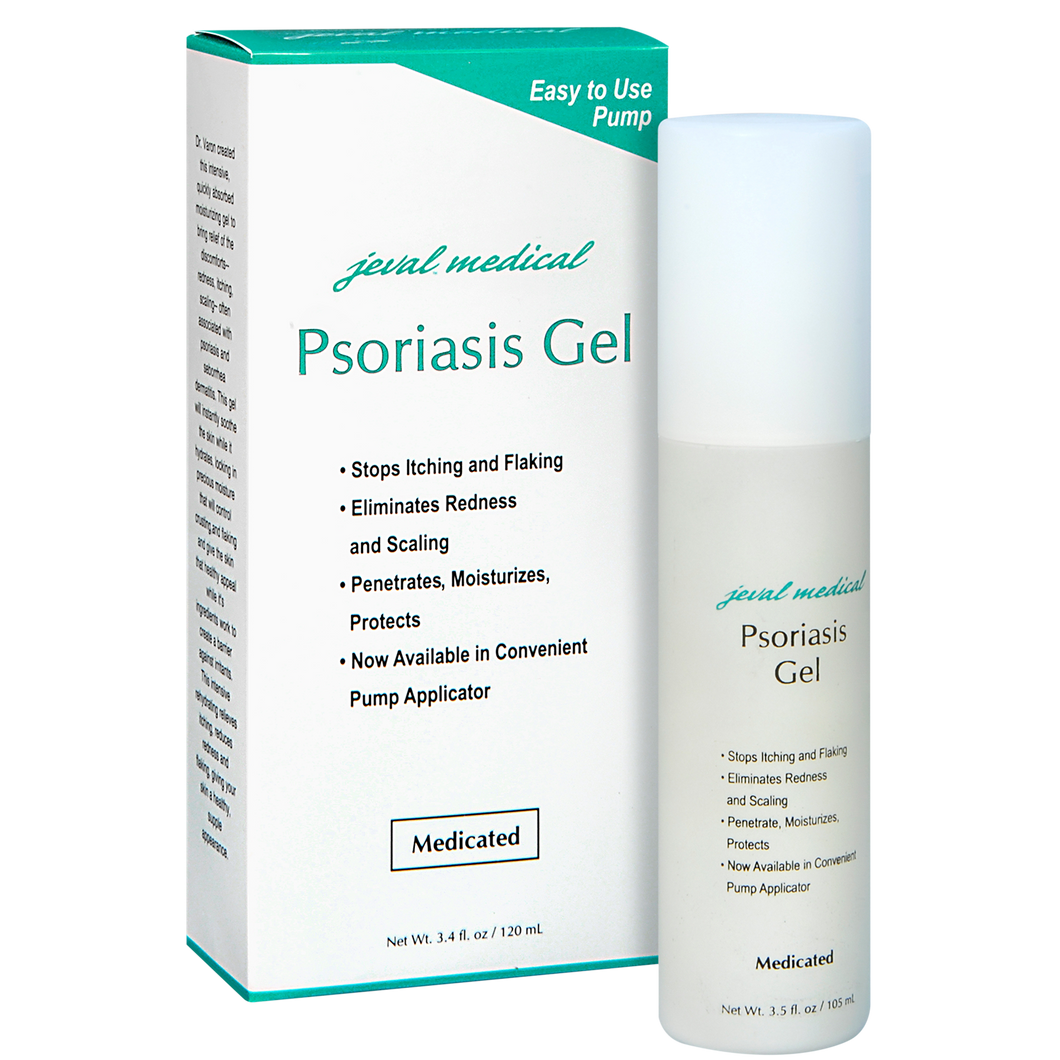 Jeval Medical® Psoriasis Gel