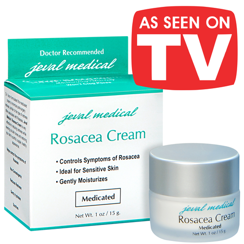 Jeval Medical® Rosacea Cream