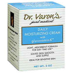 Dr. Varon's® Daily Moisturizing Cream
