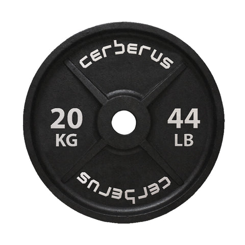 Image of CERBERUS Cast Iron Olympic Plates