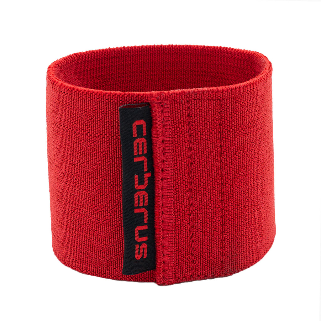 CERBERUS Strength MEGA CUFF 13cm Wide Compression Sleeve great for Tendonitis