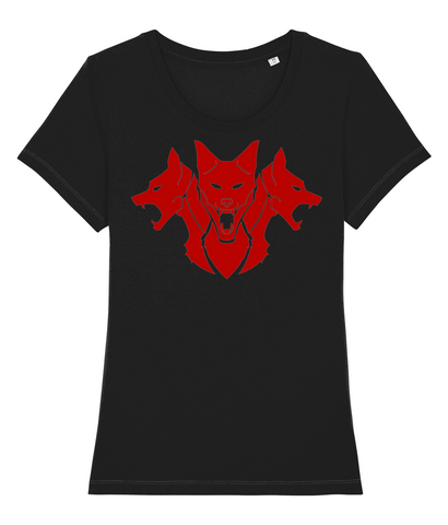 Image of Defeat Destroy Devour Ladies T