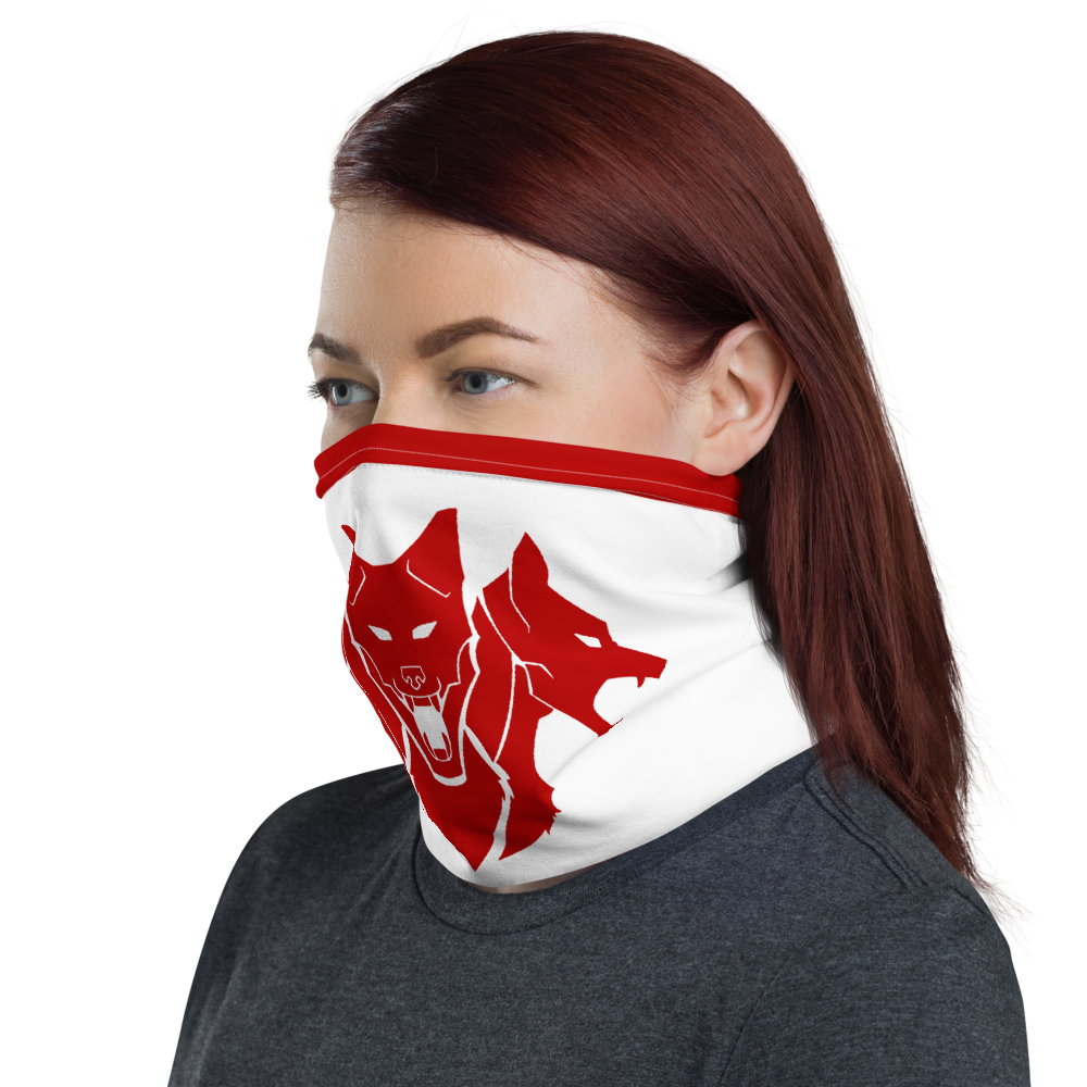 Cerberus Tube Mask (White)