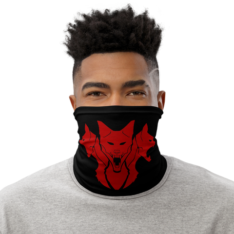 Cerberus Tube Mask (Black)