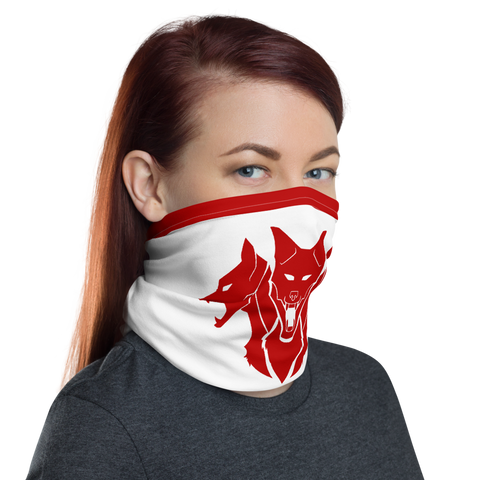Image of Cerberus Tube Mask (White)