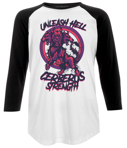 Unleash Hell Baseball T