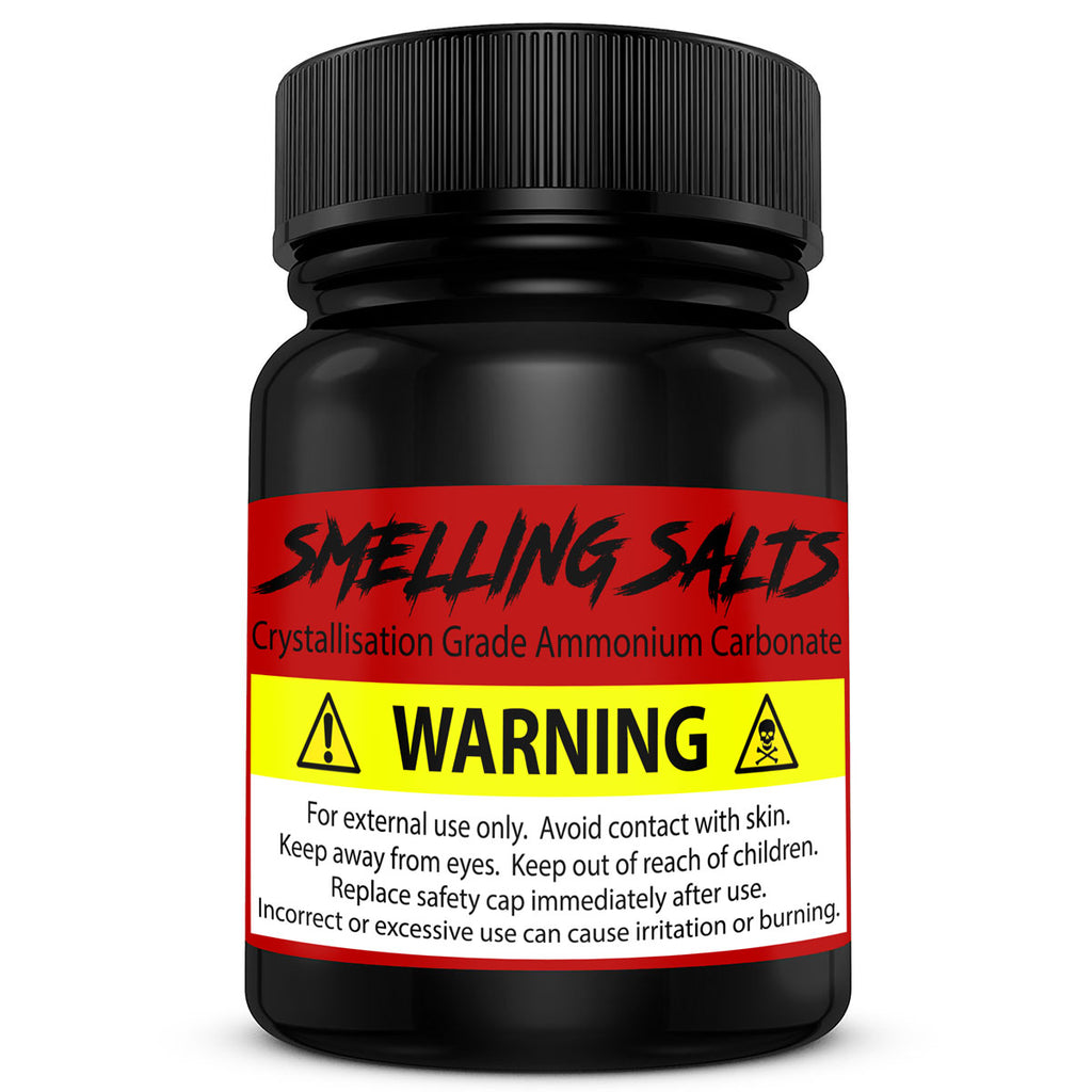 Smelling Salts from Superior Strongman