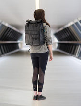 STEALTH ROLLTOP BACKPACK PANNIER