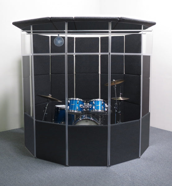 Large Isolation Booths Iso Amp Megapacs Clearsonic