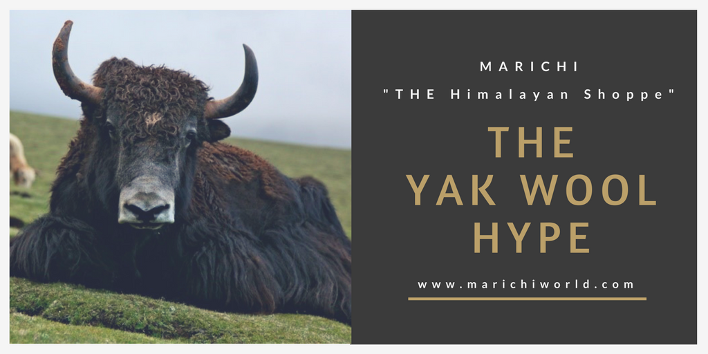 The Yak wool hype !!