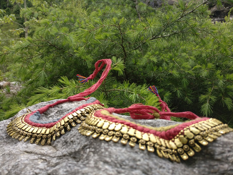 Handmade tribal jewellery
