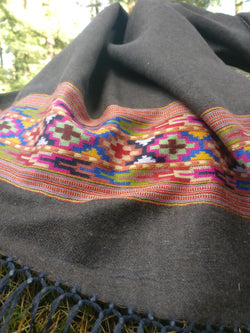 Yak Wool Shawl