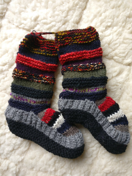 Thick Wool Socks for Winters