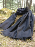 Black scarves for women