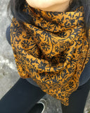 Pure Silk Scarves UK