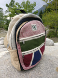 Himalayan hemp bag/back pack