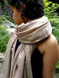 Exquisite Natural Pashmina Scarf