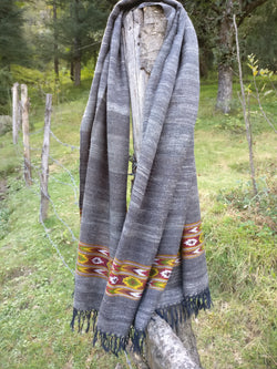Wool throw/ wool blanket