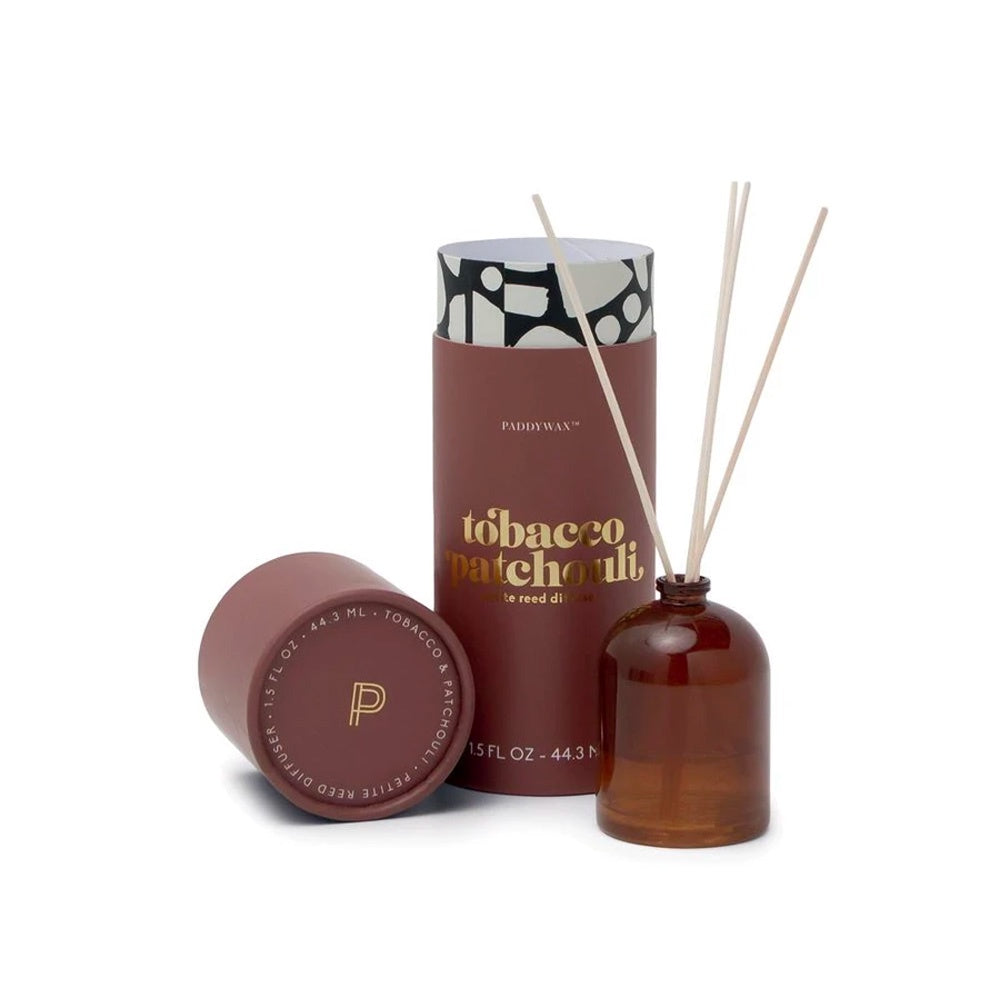 Tobacco & Patchouli Petite Reed Diffuser