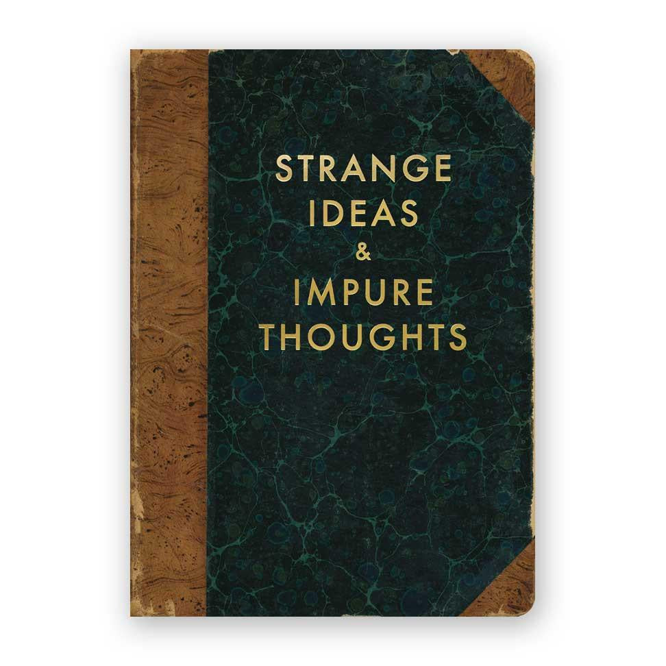 Strange Ideas Journal