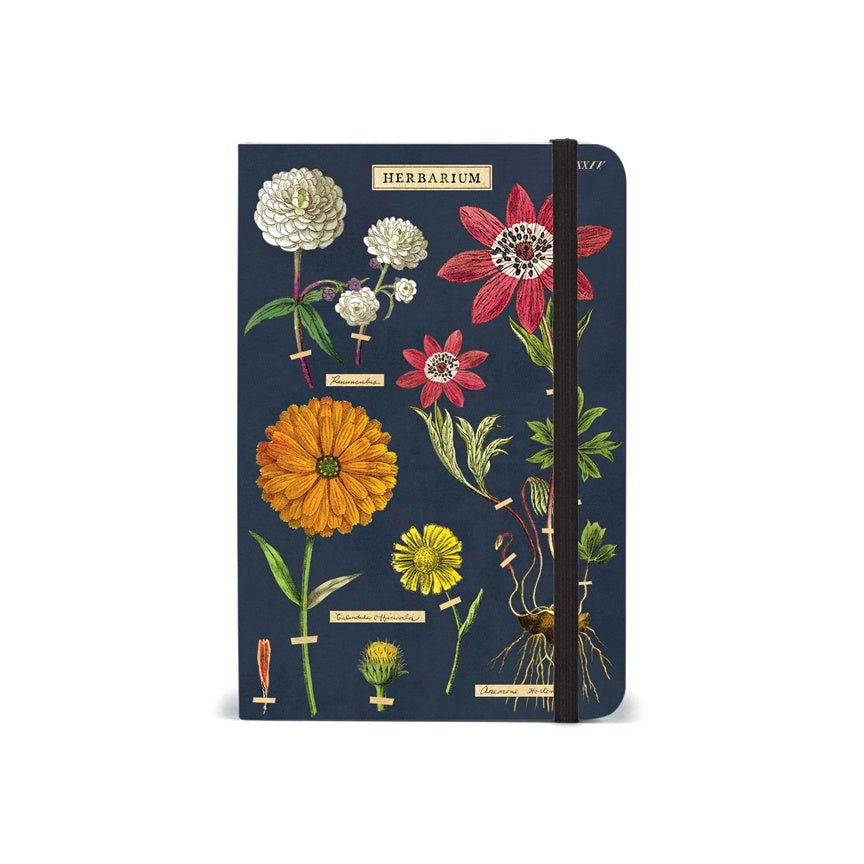 Herbarium Pocket Notebook